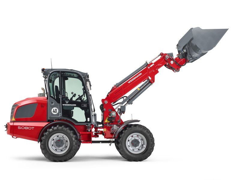 Weidemann Tele-wheel Loader
