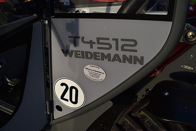 Weidemann T4512 CC40 (EX-DEMO)