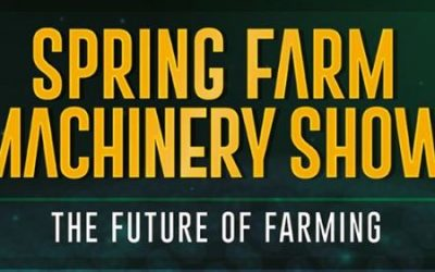 Spring Farm Machinery Shows
